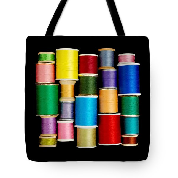 Spools Of Thread Tote Bag