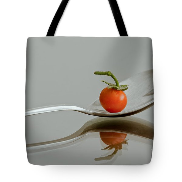 Tote Bag featuring the photograph Spoonful Of Vitamin by Jonathan Nguyen