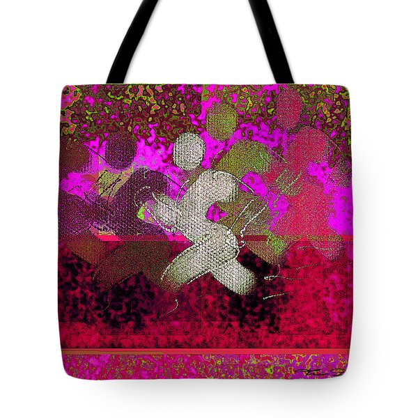 Sport B 3 Tote Bag by Theo Danella