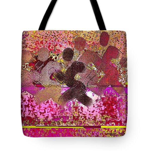 Sport B 4 B Tote Bag by Theo Danella