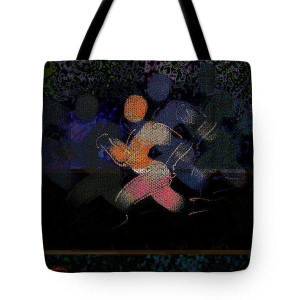 Sport B 7 B Tote Bag by Theo Danella