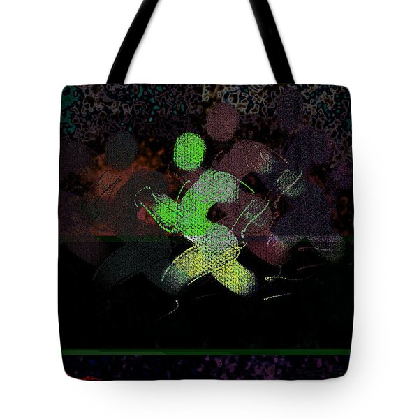 Sport B 7 Tote Bag by Theo Danella