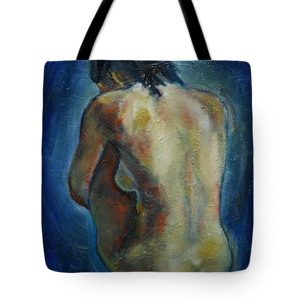 Sport Girl Tote Bag