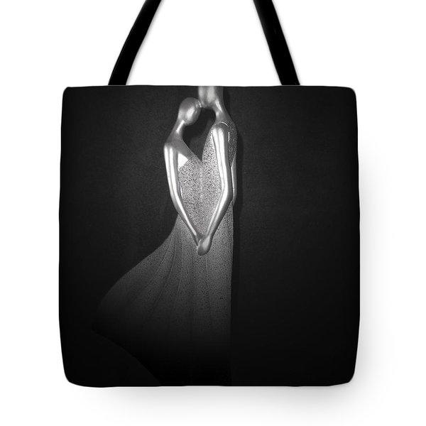 Spot Light Tote Bag by Athala Carole Bruckner