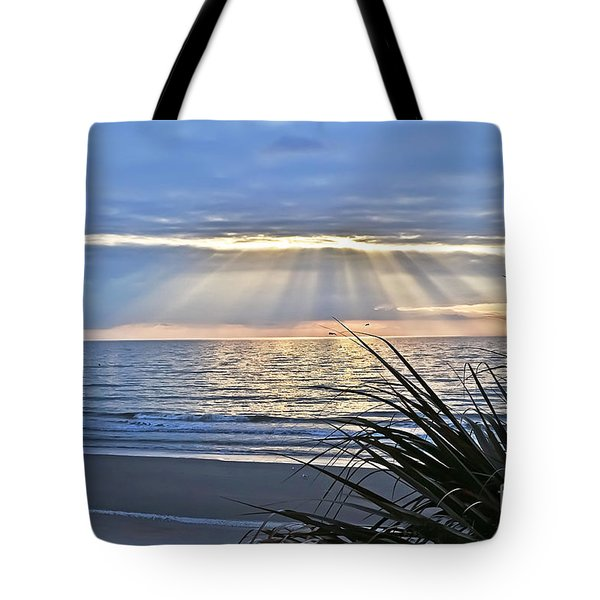 Light Of The Way Tote Bag