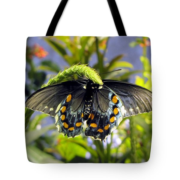 Spotted Beauty Tote Bag