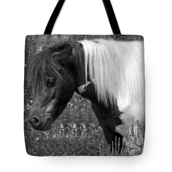 Spotted Pony Tote Bag