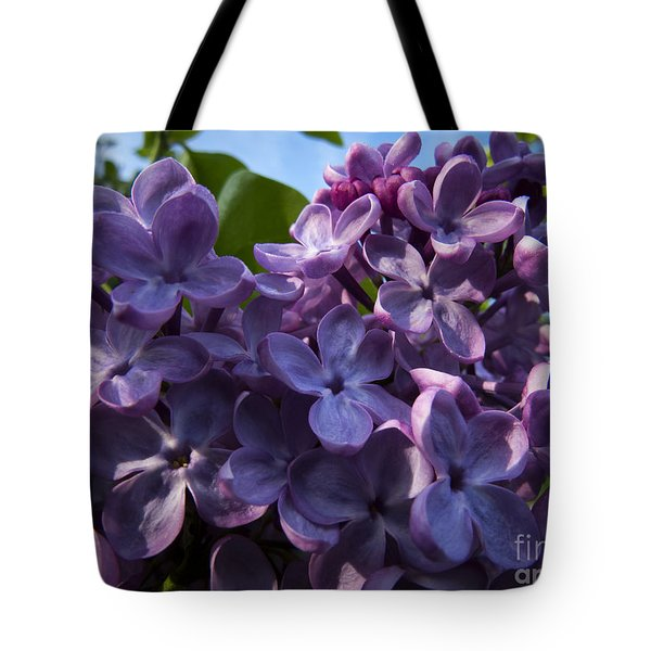 Spray Tote Bag