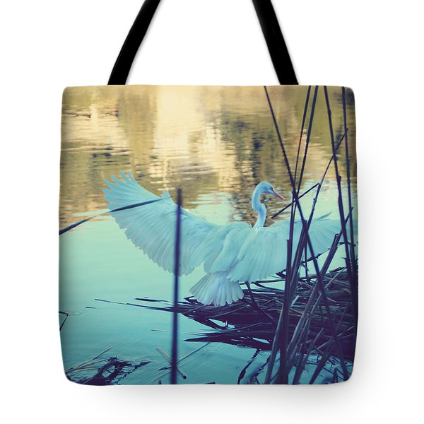 Spread Those Wings And Fly Tote Bag