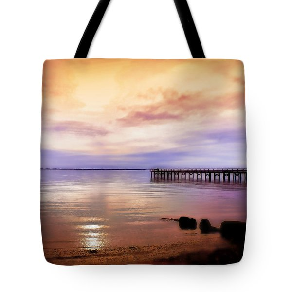 Spreading The Light Tote Bag