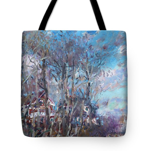 Spring 2013 Tote Bag by Ylli Haruni