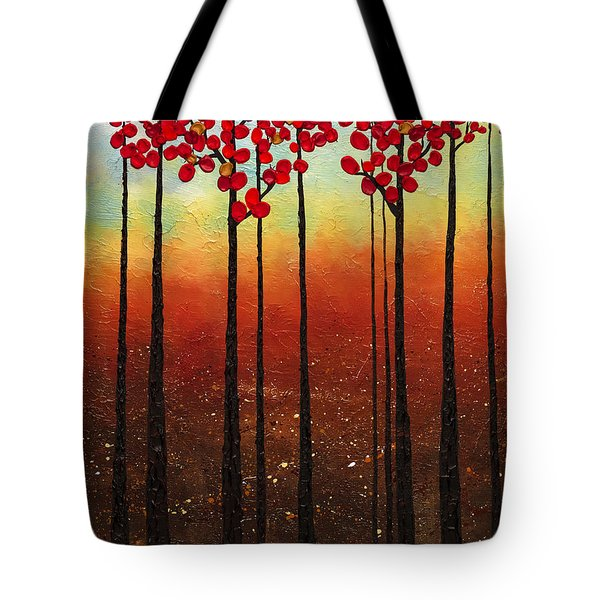 Spring Ahead Tote Bag