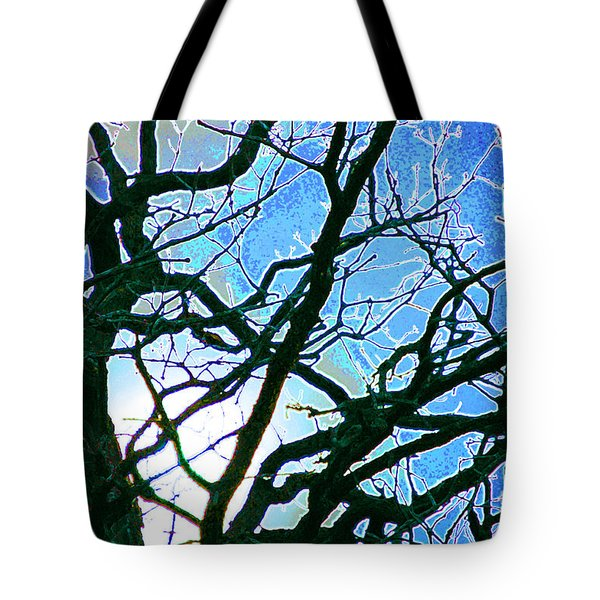 Spring Approaches Tote Bag by First Star Art