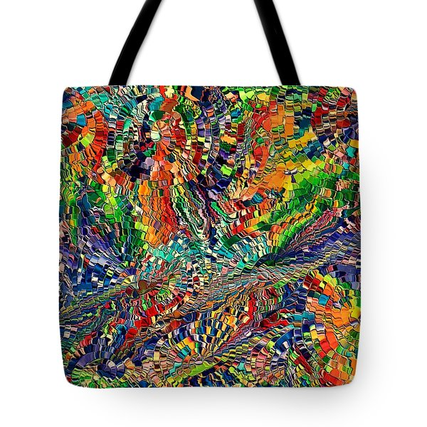 Spring Arrives By Rafi Talby Tote Bag by Rafi Talby