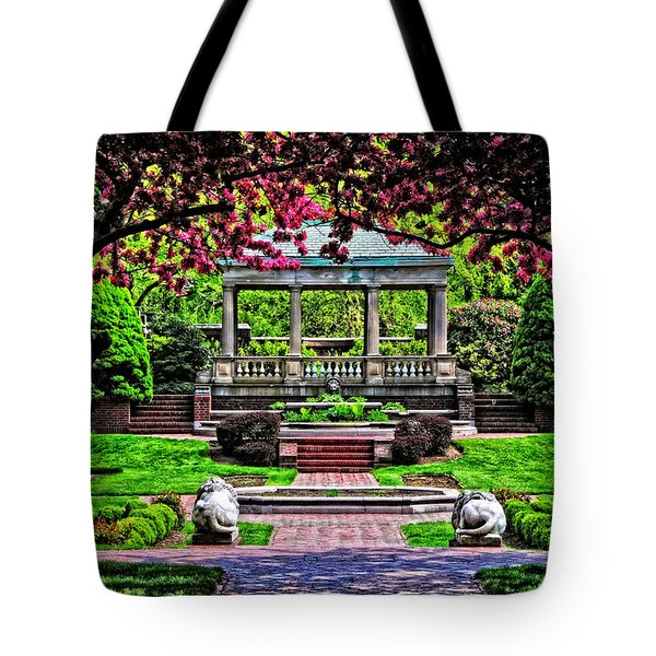 Spring At Lynch Park Tote Bag