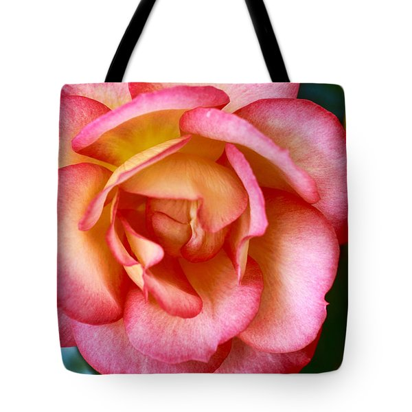 Spring Beauty Tote Bag by Joan Bertucci