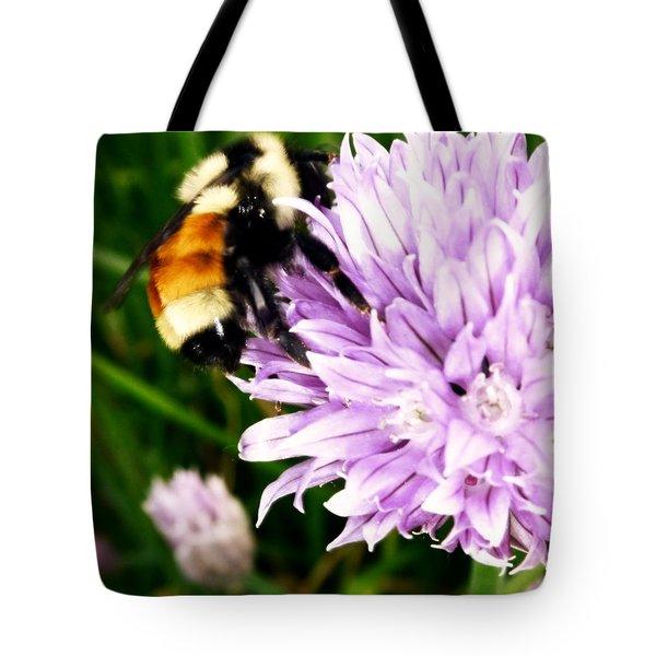 Spring Bee Tote Bag