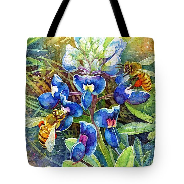 Spring Breeze Tote Bag