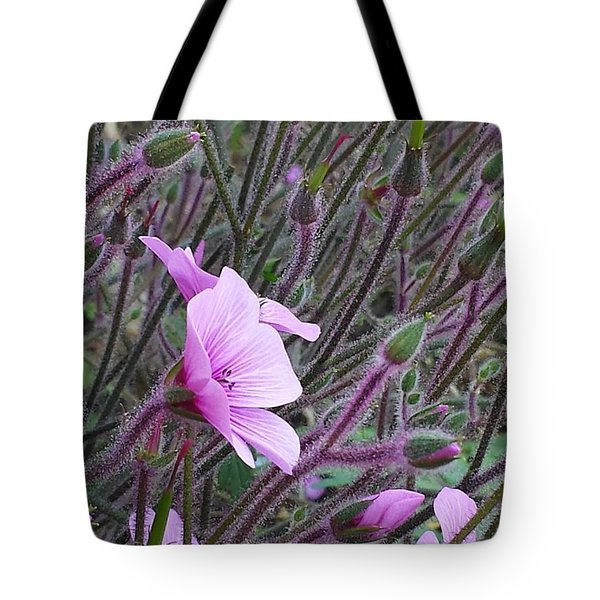 Tote Bag featuring the photograph Spring Buds by Jasna Gopic