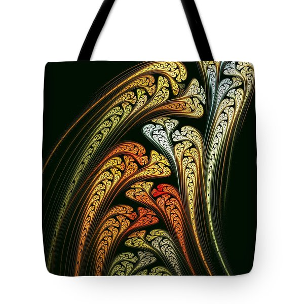 Spring Bulbs Tote Bag