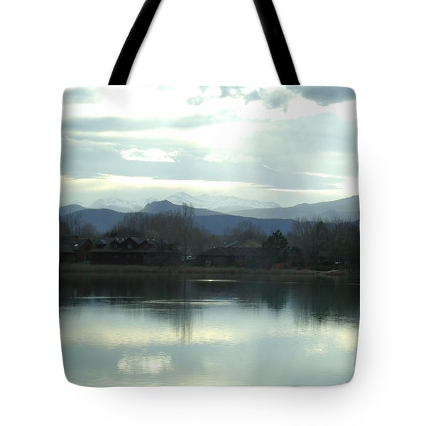 Spring Chill Tote Bag