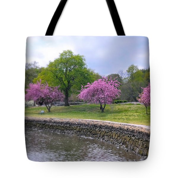 Spring Cove Tote Bag