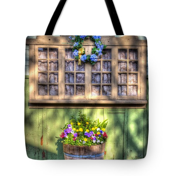 Spring Delight Tote Bag by Heidi Smith