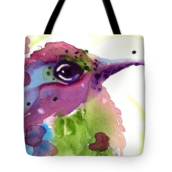 Spring Dreaming Tote Bag by Dawn Derman