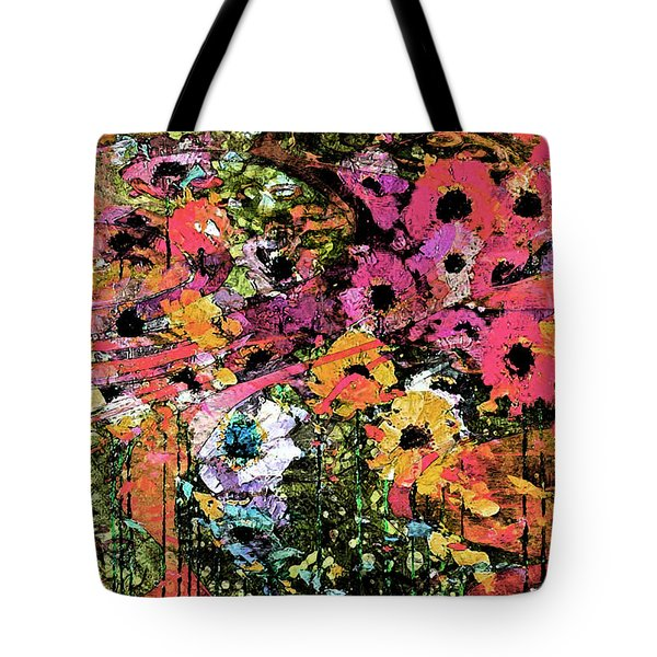 Spring Eternal Tote Bag by Catherine Harms