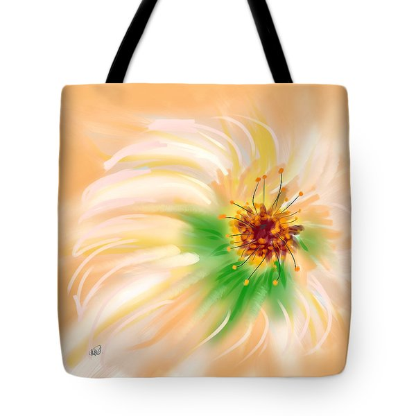 Spring Flower Tote Bag by Angela A Stanton