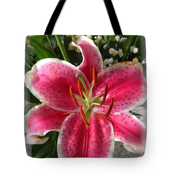 Spring Flower Collection 3 Tote Bag