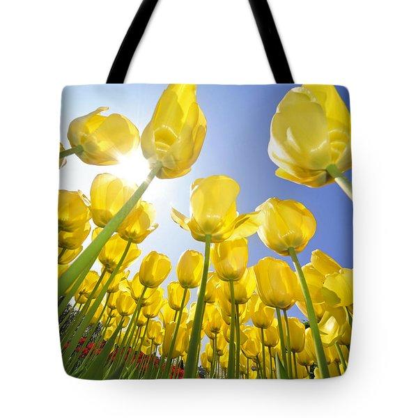 Spring Flowers 5 Tote Bag