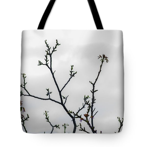 Spring Growth Tote Bag