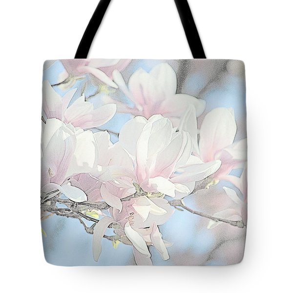 Tote Bag featuring the photograph Spring Has Arrived 3 by Susan  McMenamin
