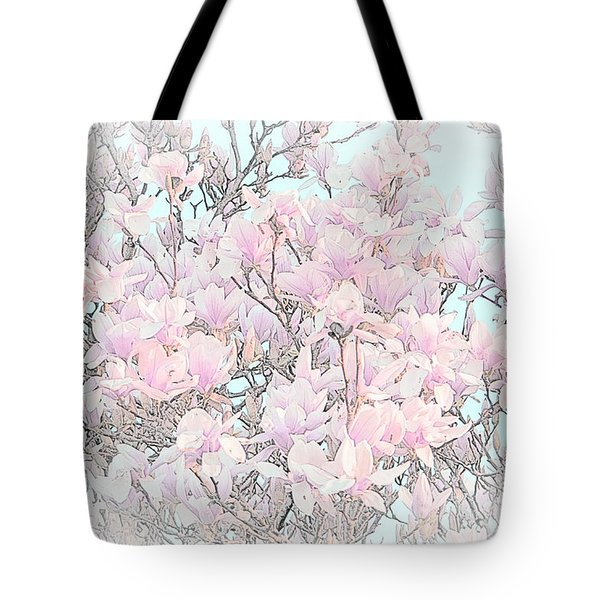 Tote Bag featuring the photograph Spring Has Arrived I by Susan  McMenamin