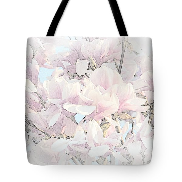 Tote Bag featuring the photograph Spring Has Arrived II  by Susan  McMenamin