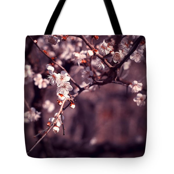 Spring Has Come Tote Bag
