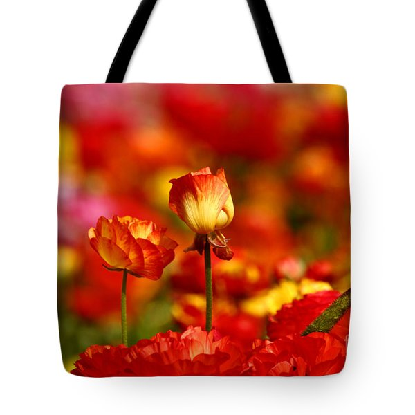 Carlsbad Spring Tote Bag