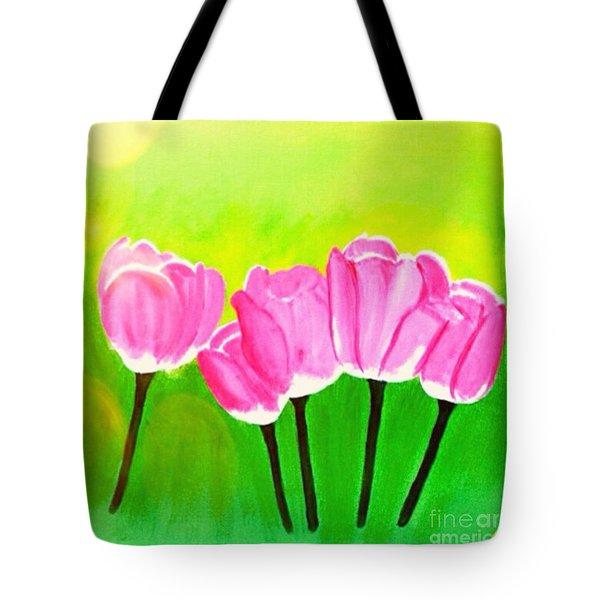 Spring I Tote Bag