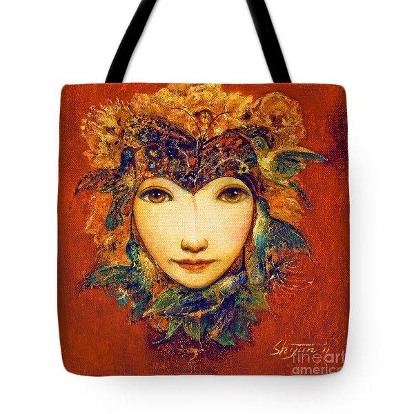 Spring II Tote Bag by Shijun Munns