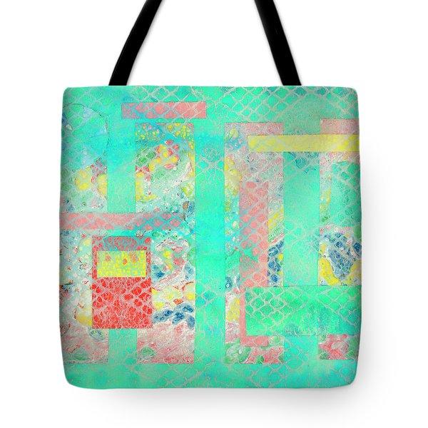Spring In China Tote Bag