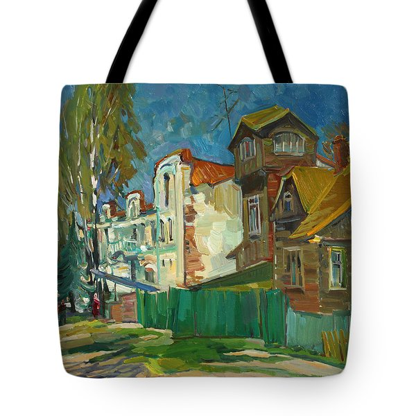 Spring In The Province Tote Bag