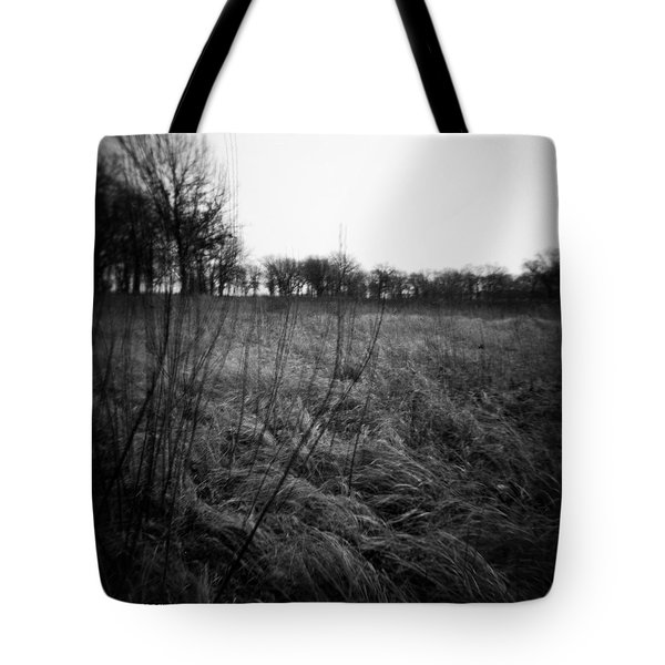 Spring Is Near Holga Photography Tote Bag
