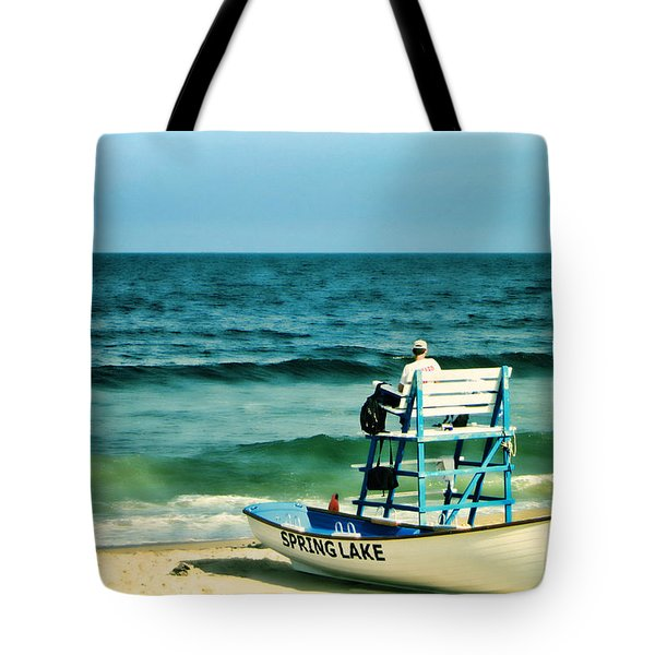 Spring Lake Tote Bag