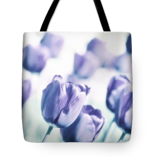 Spring Love II Tote Bag by Angela Doelling AD DESIGN Photo and PhotoArt