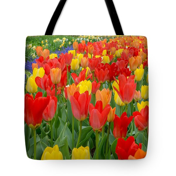 Spring Of Glory Tote Bag