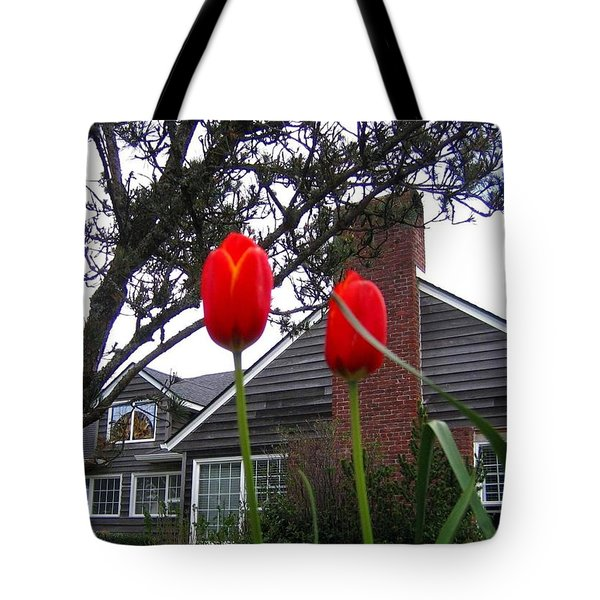 Spring On The Oregon Coast Tote Bag by Will Borden