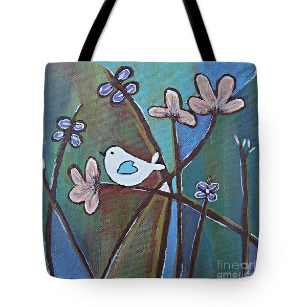 Spring Promise Tote Bag