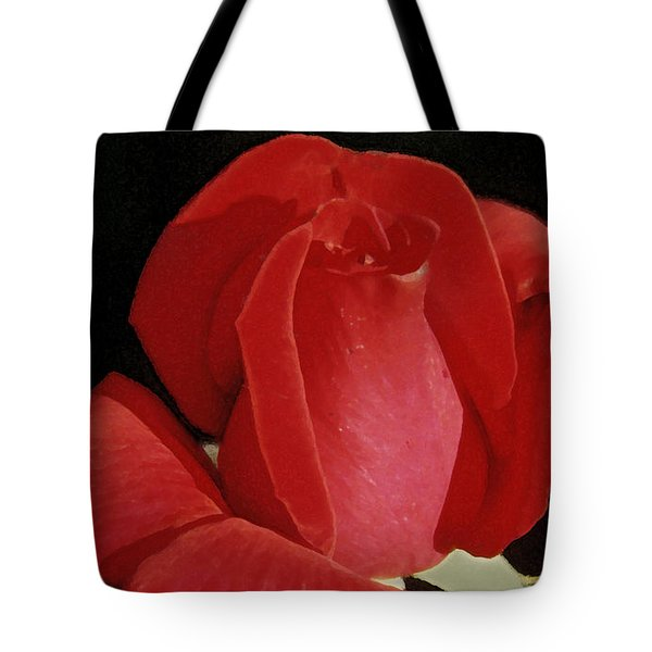 Spring Rose - Taos New Mexico Tote Bag