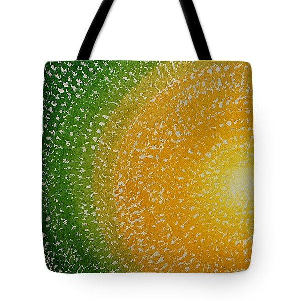 Spring Sun Original Painting Tote Bag